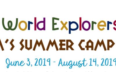 World Explorers! 2019 Summer Program